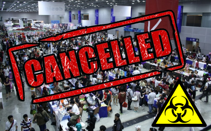 Anime convention shut down after violating Health Dept.'s body odor policy