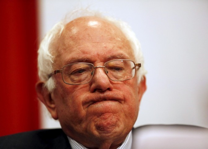 Sanders anxious as core demographic on Spring Break