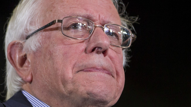 Bernie Sanders fails at Super Tuesday